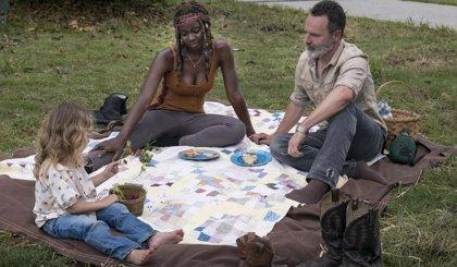 'Baby boom' en The Walking Dead: ¿Tendrán un hijo Rick y Michonne?