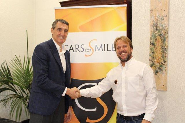 Acuerdo hospitales públicos madrileños y 'Cars for Smiles'