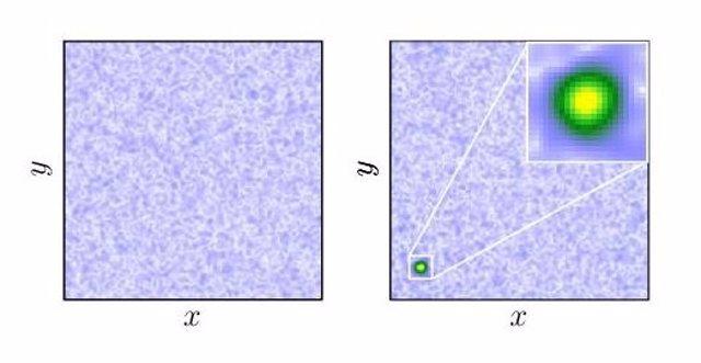 Formación de una estrella Bose