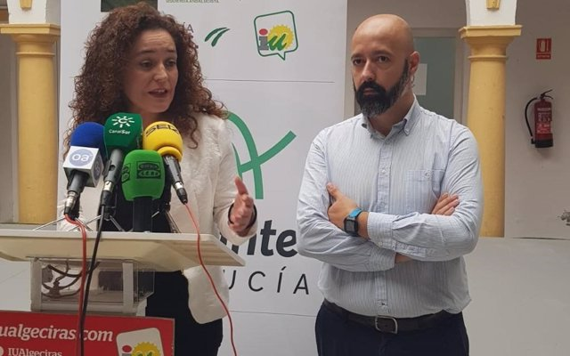 IU lamenta que el último gobierno de la Junta 'no ha supuesto avance alguno' para el Campo de Gibraltar