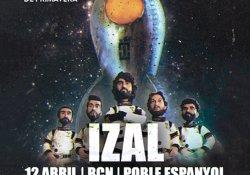 El Festival Cruïlla de Primavera anuncia l'actuació d'Izal el 12 d'abril (FESTIVAL CRUÏLLA)