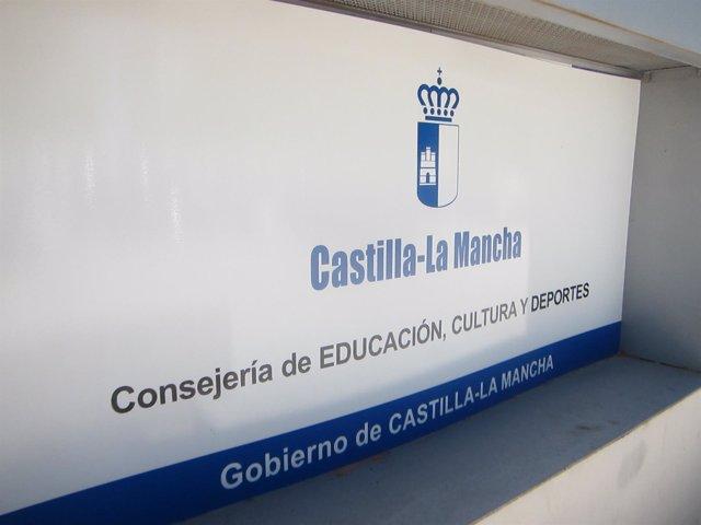 Consejería Educación