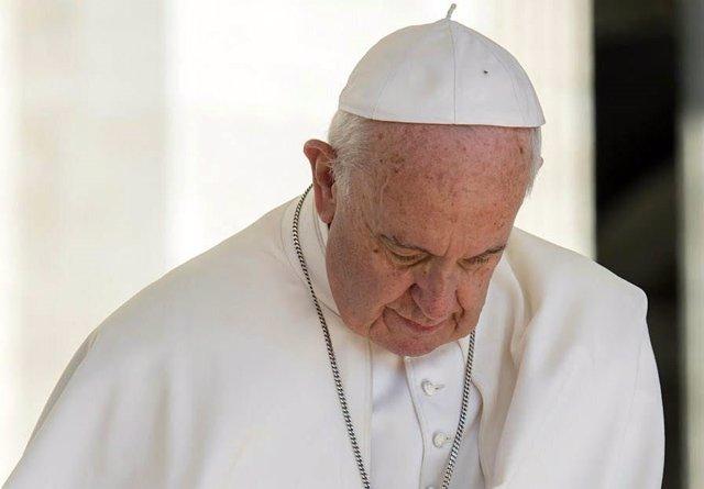 El Papa Francisco en una imagen de su cuenta de Instagram
