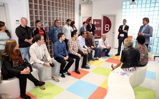 El alcalde anuncia un montante de 100.000 euros para ayudas directas a emprendedores y autónomos