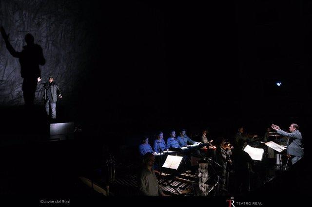 Only the Sound Remains en el Teatro Real