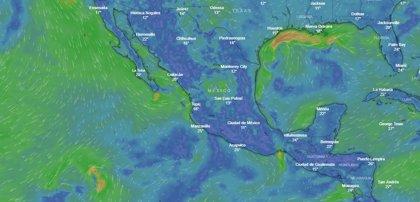 El huracán 'Willa' toca tierra en el estado mexicano de Sinaloa