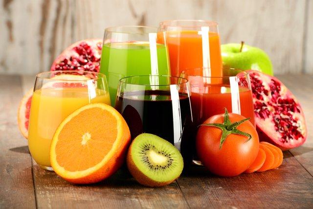 Zumo de fruta para reforzar nuestro organismo durante el otoño