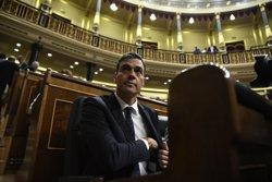 PEDRO SÁNCHEZ INFORMA EL CONGRÉS SOBRE EL CONSELL EUROPEU I SOBRE LA VENDA D