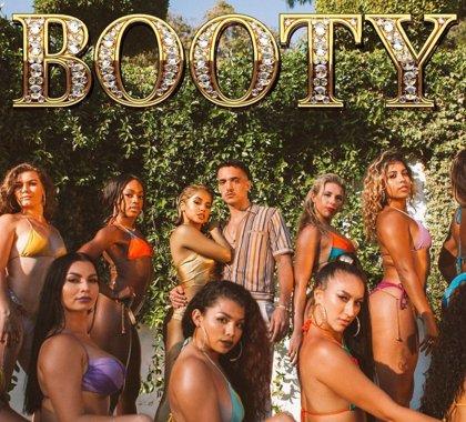 C. Tangana y Becky G hacen toda una oda al 'trasero' en su sensual nueva colaboración: Booty