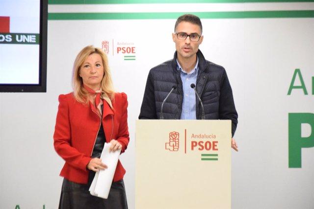 Carmen García y José Carlos Durán