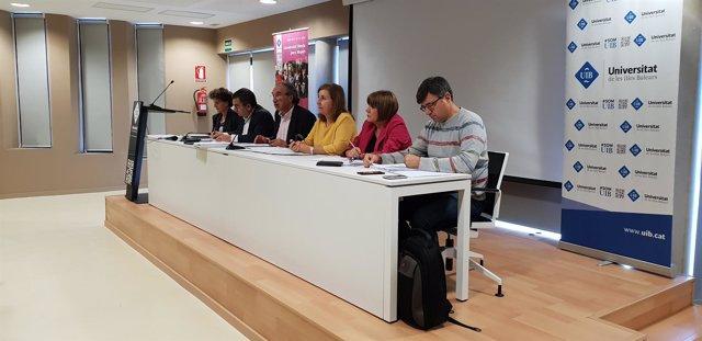 Conseller de Educación, Martí March, en Ibiza