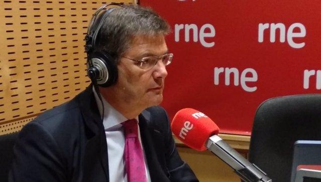 Rafael Catalá, exministro de Justicia