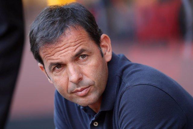 Javi Calleja, entrenador del Villarreal CF