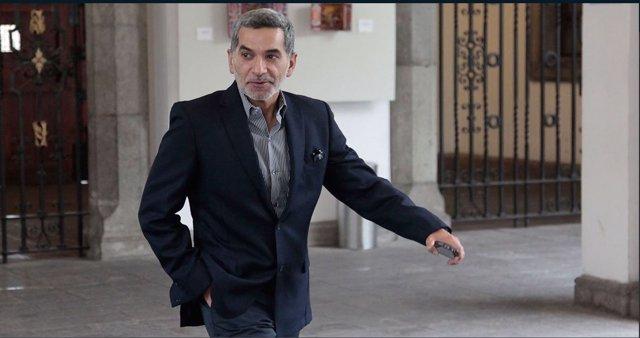 Fernando Alvarado, exsecretario de Comunicación del Gobierno de Rafael Correa