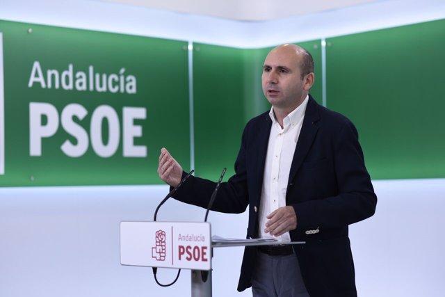 Francisco Conejo, este miércoles