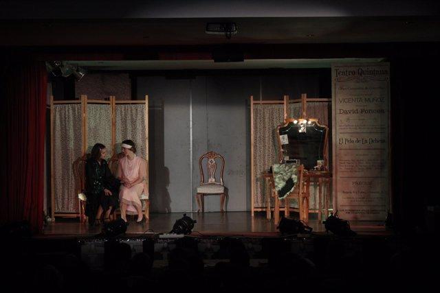 Teatro Tecu de la UR
