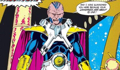 Elseworlds: Así es The Monitor, el villano llega al Arrowverso con una versión fiel al cómic
