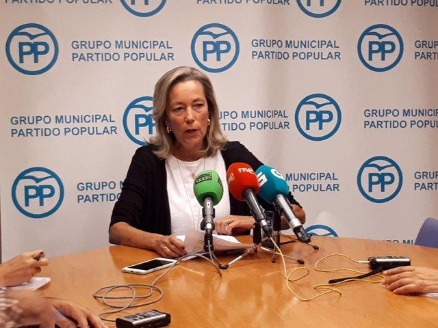 Rosa Gallego, concejala del PP en A Coruña