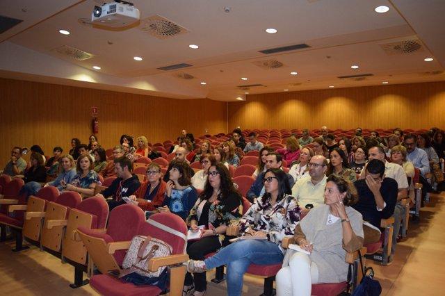 Jornada formativa sobre el programa Erasmus+.
