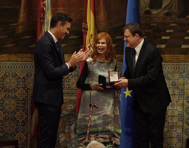 Actos de celebración del Día de la Comunidad Valenciana en el Palau de la Genera