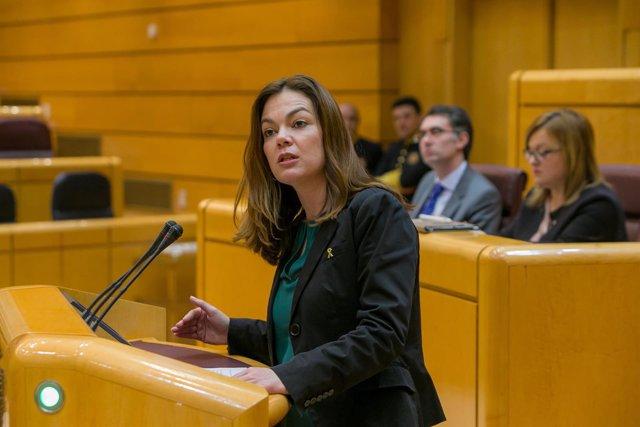María José López Santana, de Nueva Canarias