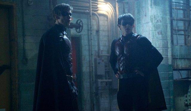 Titans cuenta con dos Robin