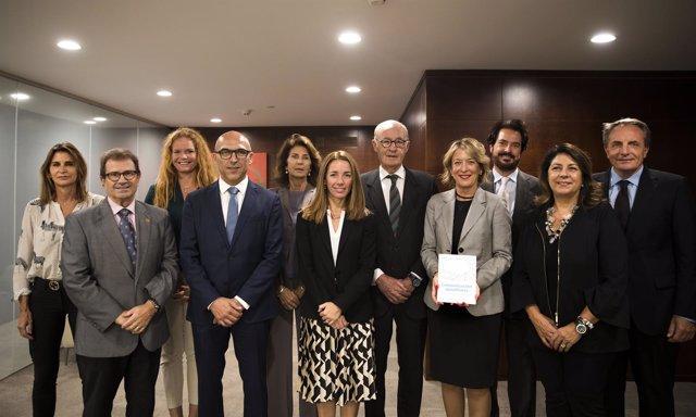 Reunión del Consejo asesor de CaixaBank en Baleares