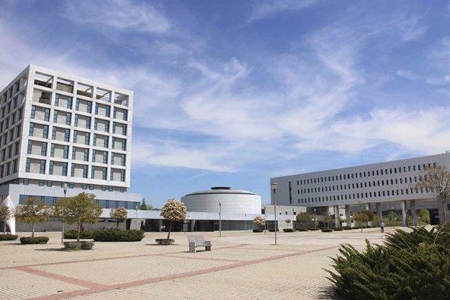 Campus de Móstoles de la Universidad Rey Juan Carlos (URJC)
