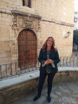 La concejala de Turismo y Promoción Económica de Jaén, Rosario Morales de Coca.