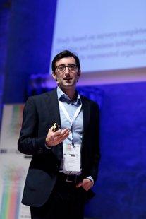 Marc Torrent participa en el Big Data Congress 2018