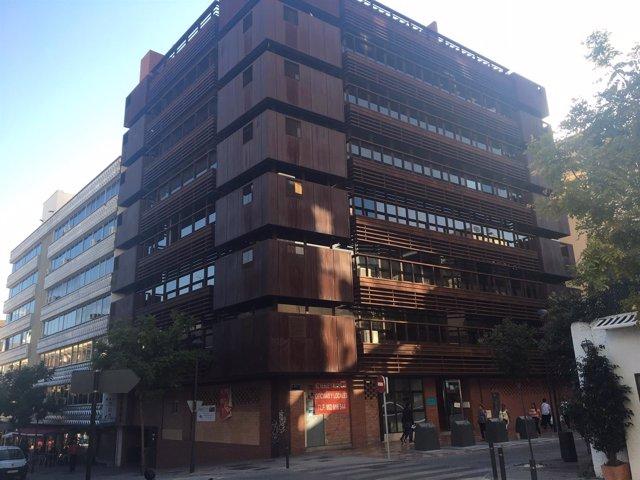 Edificio urbanismo Marbella