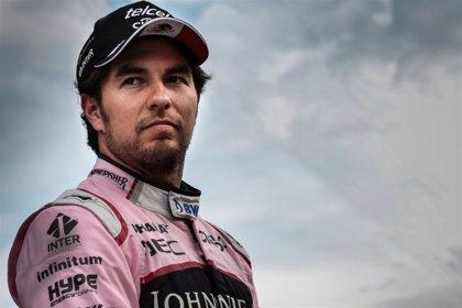 """'Checo' Pérez asegura que el Gran Premio de México seguirá en el calendario por """"muchos años"""""""