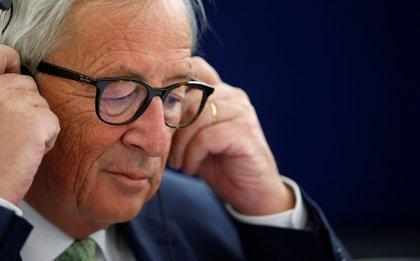 """Juncker dice que no le gusta la """"dictadura"""" en Venezuela y pide llevar a Maduro a la Justicia internacional"""