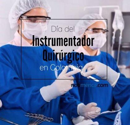 ¿Por qué se celebra el 25 de octubre el Día del Instrumentador Quirúrgico en Colombia?