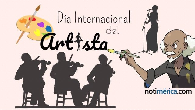 Dia Internacional del Artista
