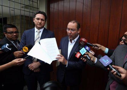 El secretario general de Fuerza Popular José Chlimper deja el cargo