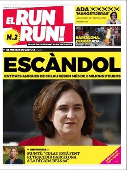 Publicación del PDeCAT de Barcelona