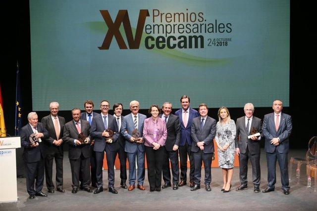 Premios CECAM 2018
