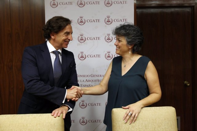 Firma del acuerdo entre el (CGATE) y Passivhaus