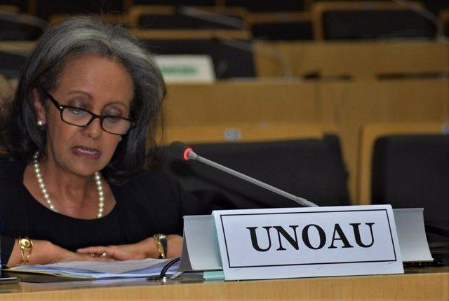 Sahle-Work Zewde, nueva presidenta de Etiopía