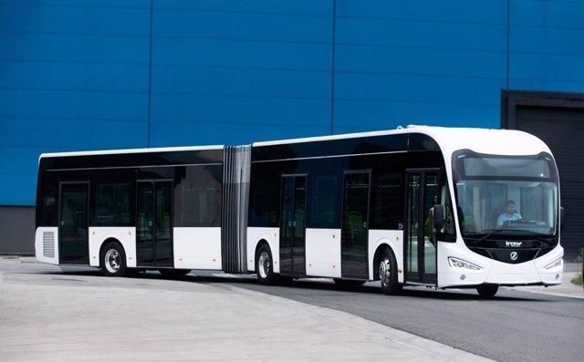 Autobús Irizar ie bus 18m