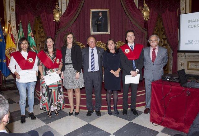 Acto de apertura de curso 18/19 de la UNED en Cádiz