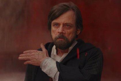 Star Wars: Mark Hamill desvela la causa de la muerte de Luke en Los últimos Jedi