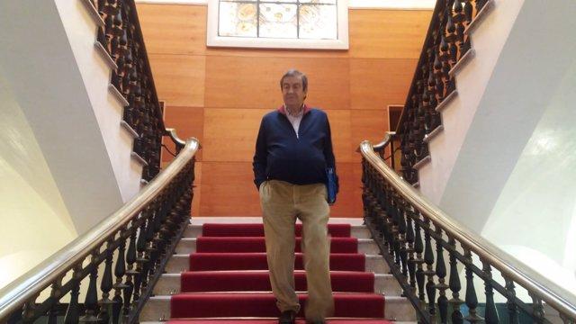 FRANCISCO ÁLVAREZ-CASCOS, VICEPRESIDENTE DE FORO ASTURIAS