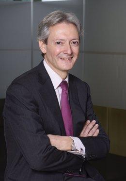 El consejero delegado de Saba, Josep Martínez Vila