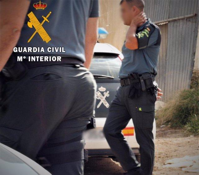 Guardia Civil de Roquetas de Mar