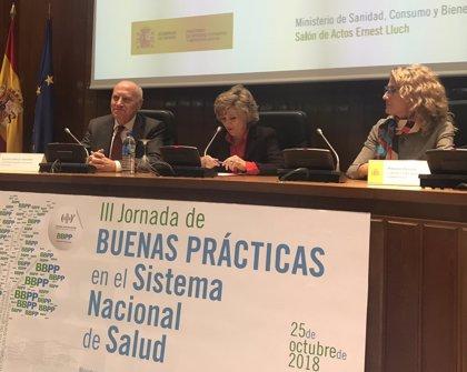 "Carcedo aboga por compartir las buenas prácticas entre CCAA para acercar al Sistema Nacional de Salud a la ""excelencia"""