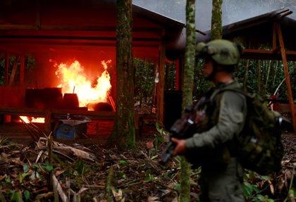 Detienen a los colombianos que prendieron fuego a una vivienda con 5 niños dentro hace 5 años