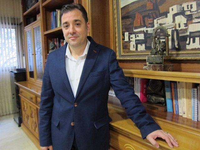 El delegado de Educación de la Junta en Córdoba, Antonio José López