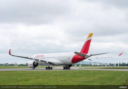 Iberia lleva su A350 a Argentina y Chicago e incrementará su oferta en Latinoamérica el próximo verano